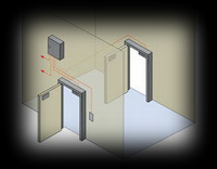 Interlocking Door System