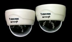 Vivotek FD8134 H.264 Megapixel HD Network CCTV Camera