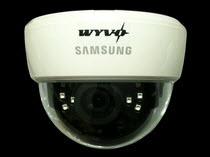 Samsung SCD-2020R High Resolution IR LED Dome CCTV Camera